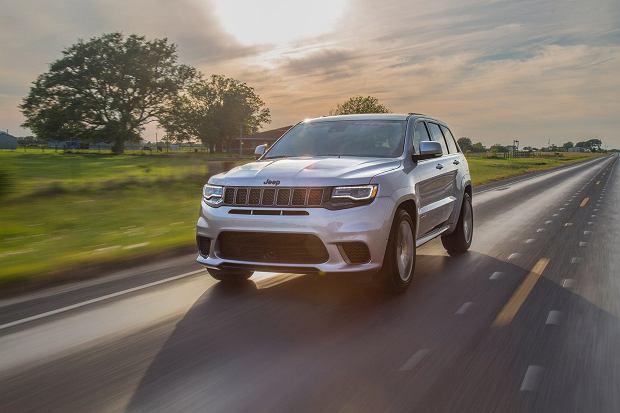 Hennessey Jeep Grand Cherokee Trackhawk - oto najszybszy SUV świata.