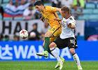Puchar Konfederacji 2017. Pięć goli. Mistrzowie świata lepsi od Australii