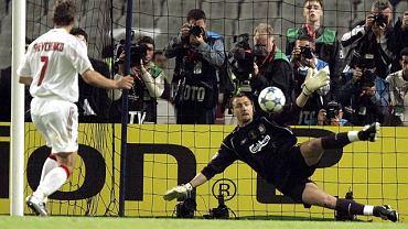 Jerzy Dudek zdobył z Liverpoolem Ligę Mistrzów