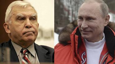 Adam Daniel Rotfeld, Władimir Putin