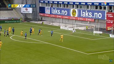 Bodo/Glimt strzelił cztery gole w 21 minut