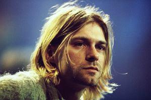 Kurt Cobain z Nirvany