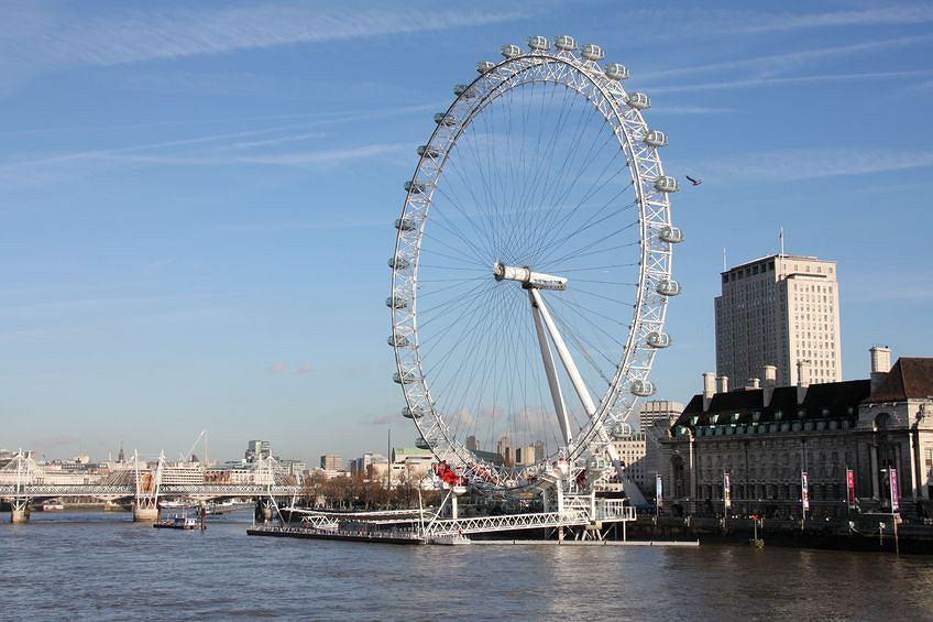 Londyn, Wielka Brytania, The London Eye