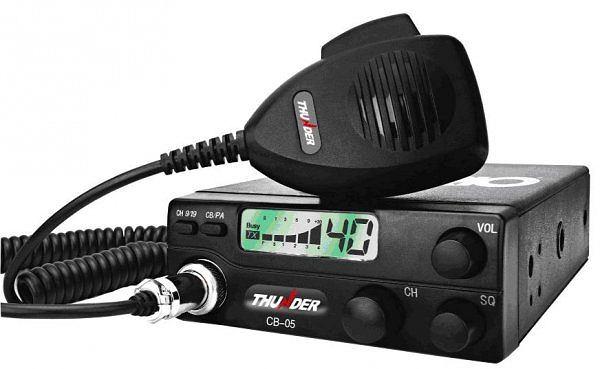 CB radio - jaki model wybrać? Podpowiadamy na co zwrócić uwagę przed zakupem