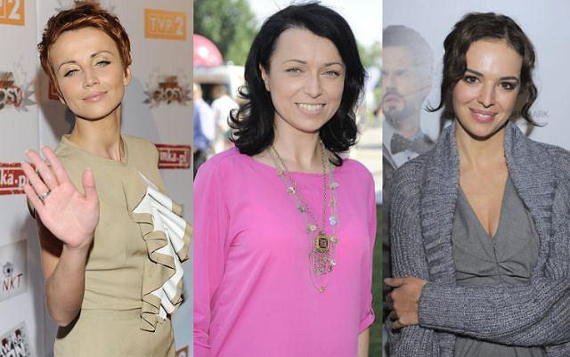 Katarzyna Zielińska, Katarzyna Pakosińska, Anna Wendzikowska.