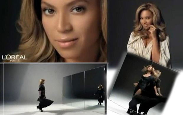 Zmysłowa reklama L'Oreal z Beyonce