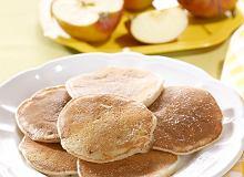 Placki z jabłkami - ugotuj