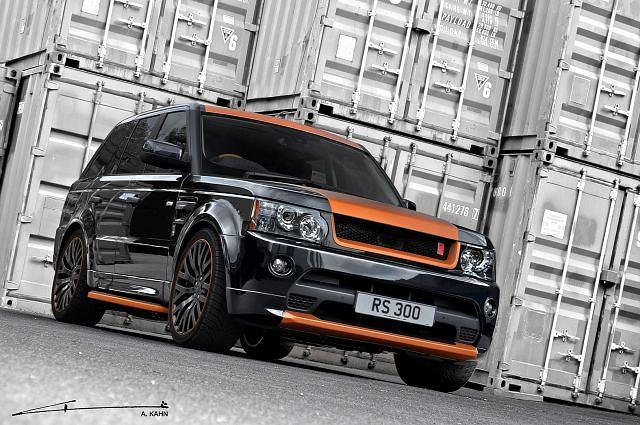 RS300 Vesuvious Edition