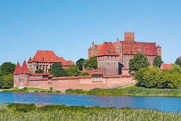 Zamek krzyżacki w Malborku, Polska