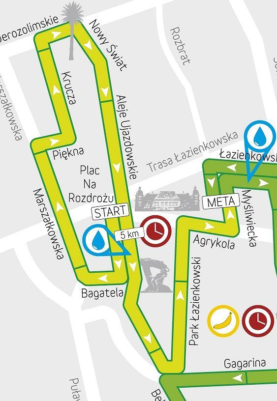 Trasa Biegu Olimpijskiego