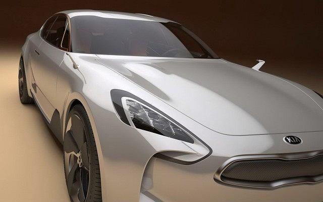Kia Sport Sedan
