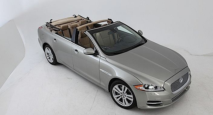 Jaguar XJ Convertible