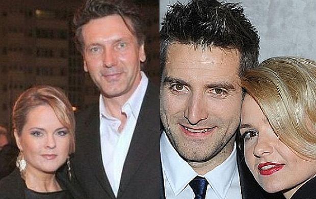 Agnieszka Koniecka, Peter Lucas i Joanna Koroniewska, Maciej Dowbor.
