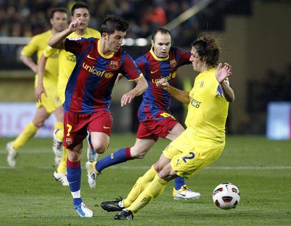 FC Barcelona - Villareal