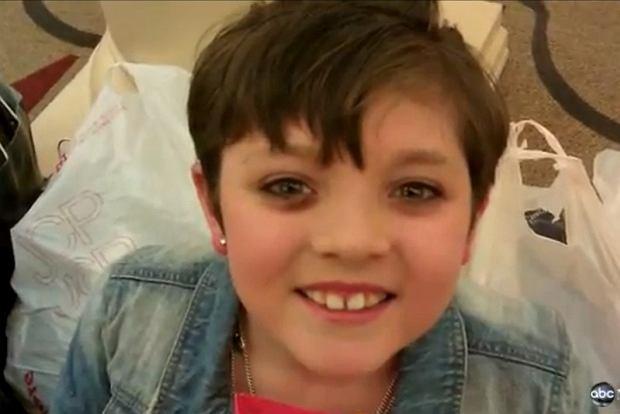 Urodził się jako Jack, ale w wieku 10 lat oznajmił rodzicom, że chce żyć jak dziewczynka i został Jackie.