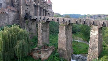 Zamek w Hunedoarze