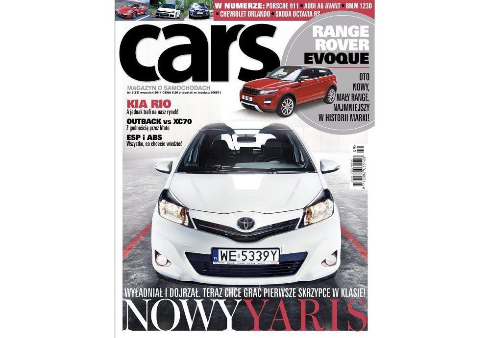 Cars - magazyn o samochodach