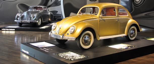 stare auta, muzeum motoryzacji,niemcy. Autostadt Wolfsburg