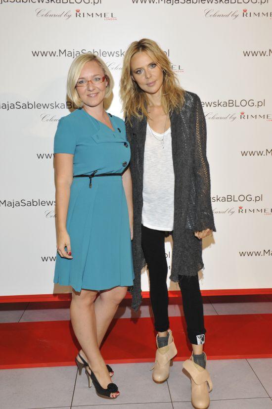 Maja Sablewska doradcą wizerunkowym marki Rimmel