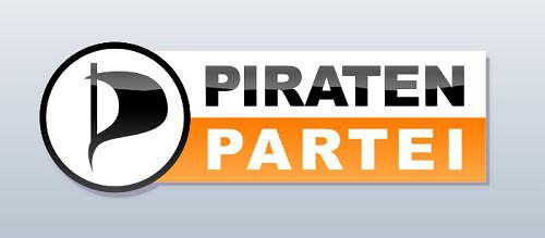 logo Niemieckiej Partii Piratów