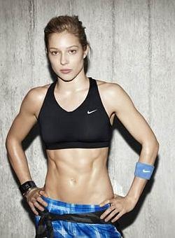 Stanik Nike do biegania