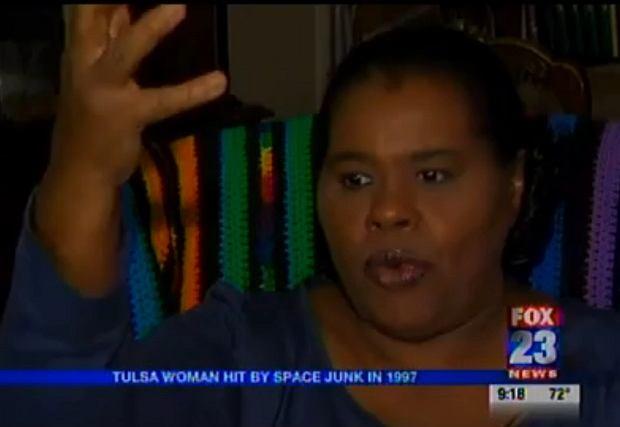 Tulsan Lottie Williams
