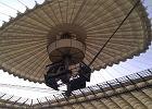 Rozkładany dach atrakcją Stadionu Narodowego [ZDJĘCIA]