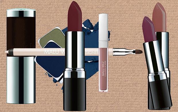 Nowa kolekcja kosmetyków do makijażu Malu Wilz
