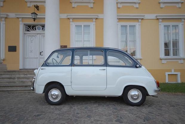 Fiat 600 Multipla   Automobilista