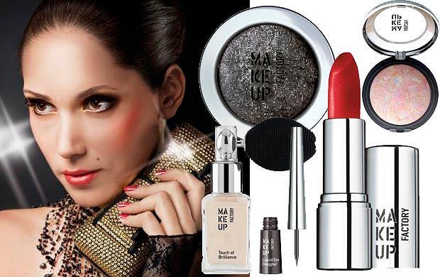 Nowa kolekcja kosmetyków do makijażu Make Up Factory