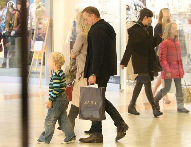 Zdjęcie numer 17 w galerii - Prezydent Gdyni z piękną żoną na zakupach