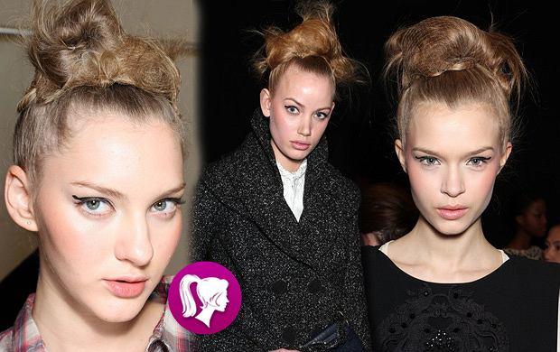 Trendy: włosy w kontrolowanym bałaganie