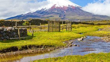 Wulkan Cotopaxi, Ekwador, Ameryka Południowa / fot. Shutterstock
