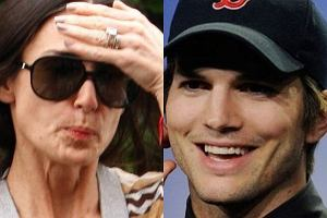 Demi Moore i Ashton Kutcher.