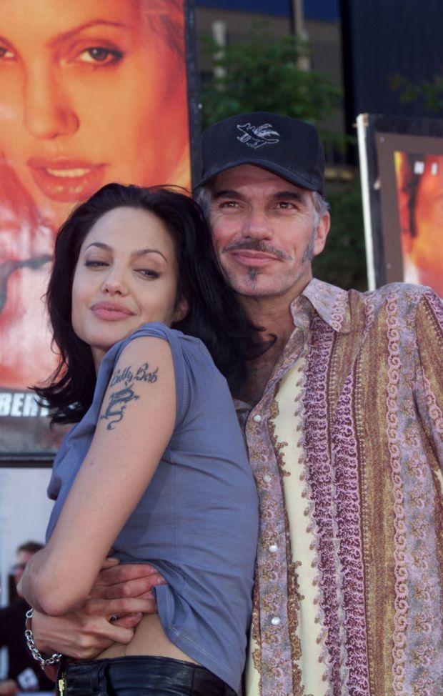 Angelina Jolie, Billy Bob Thorton