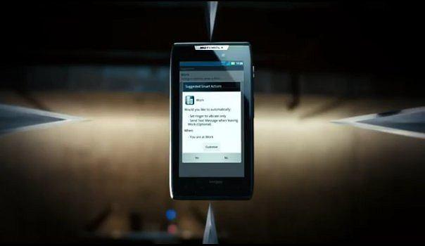 Motorola Razr - reklama