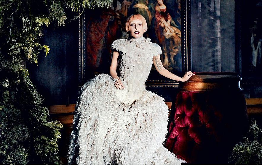 Lady Gaga/Vogue