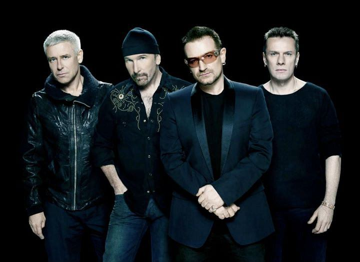 U2/Facebook