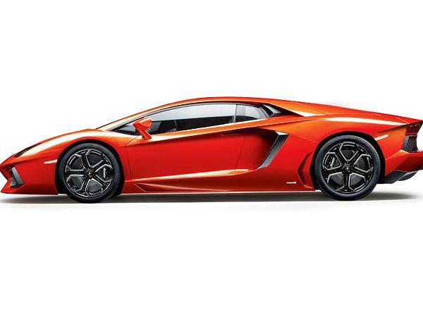 replika (w skali 1:8) Lamborghini Aventador LP 700-4 to, zgodnie z Księgą rekordów Guinnessa, najdroższy model auta na świecie