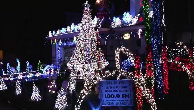 Świąteczne lampki