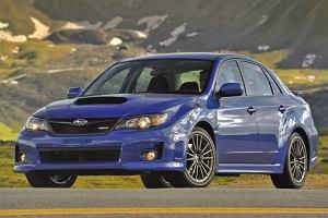 Nowy silnik dla Subaru WRX