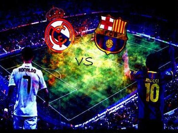 Real - Barcelona: ciachowe konfrontacje na przedpolu