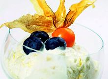 Waniliowe risotto lodowe - ugotuj