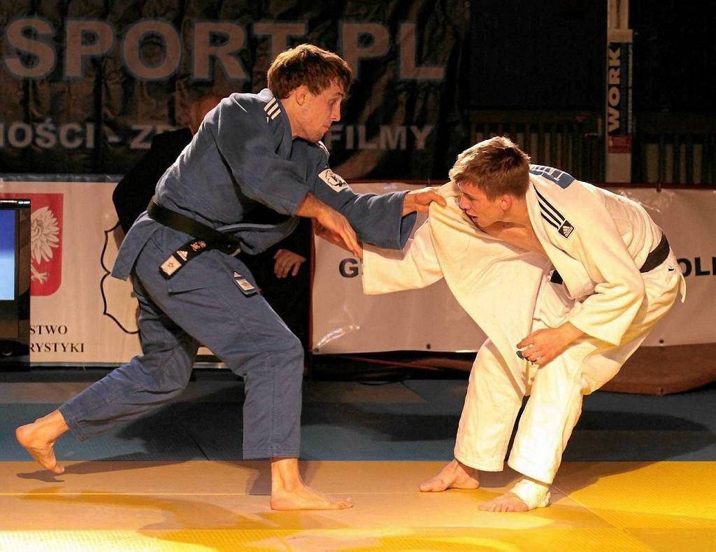 Wrocławscy judocy zdobyli osiem medali mistrzostw Polski