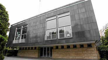Była rezydencja ambasadora Wielkiej Brytanii przy ul. Bagatela 5