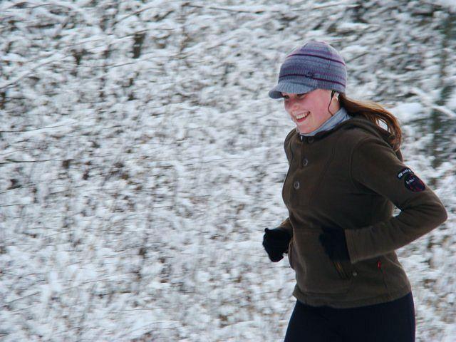 Bieganie zimowe
