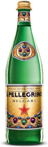 San Pellegrino, woda