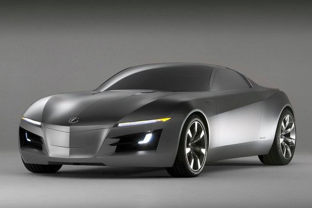 Acura Advanced Sports Car Concept (2008)