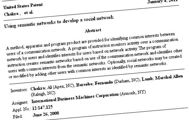 US Patent # 7865592
