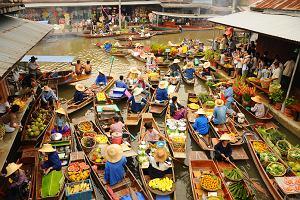 Tajlandia - Bangkok, Ajuttia, Ko Samui i Phuket